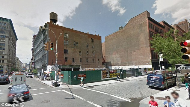 Parking spots at 42 Crosby Street in SoHo Manhattan NYC are selling for one million dollars each.