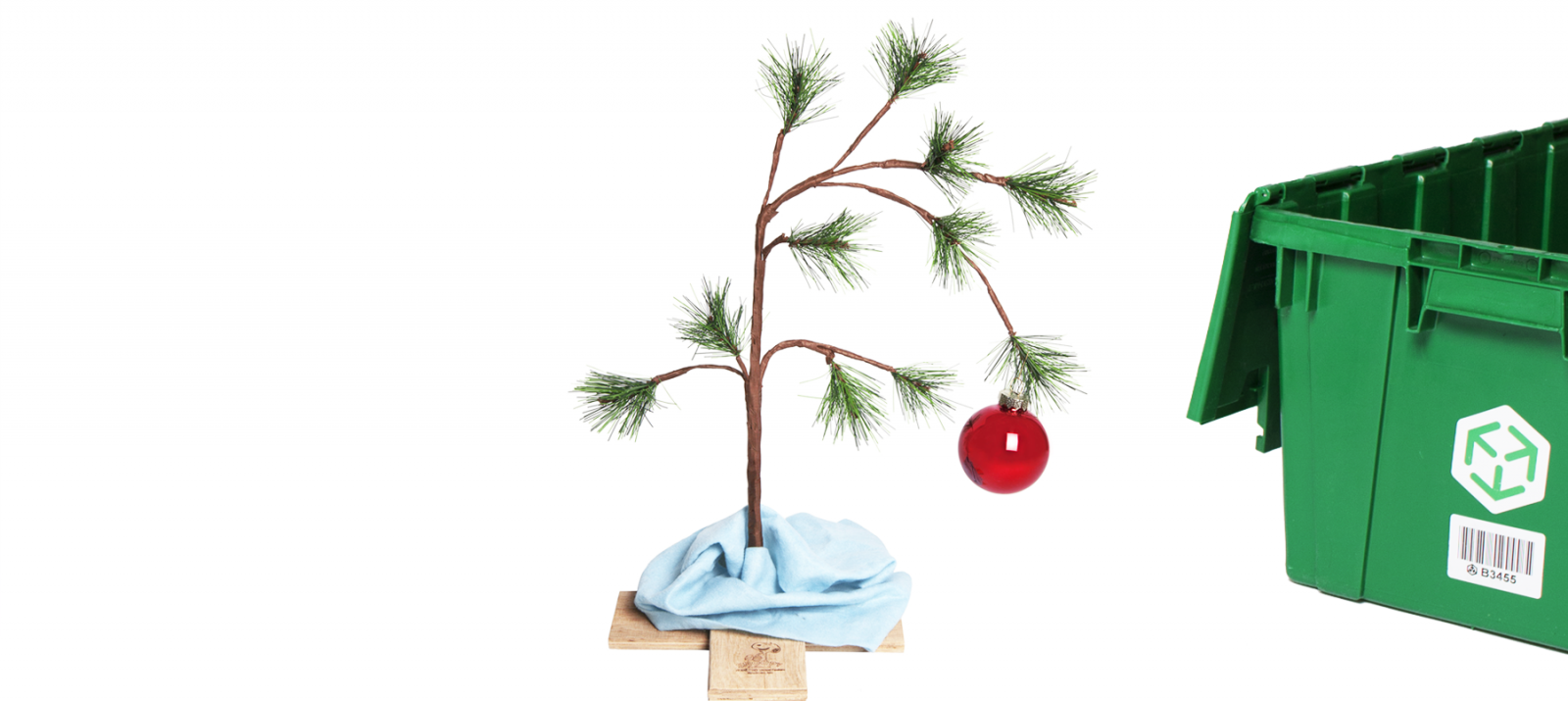A Free Charlie Brown Christmas Tree For Your Tiny Apartment