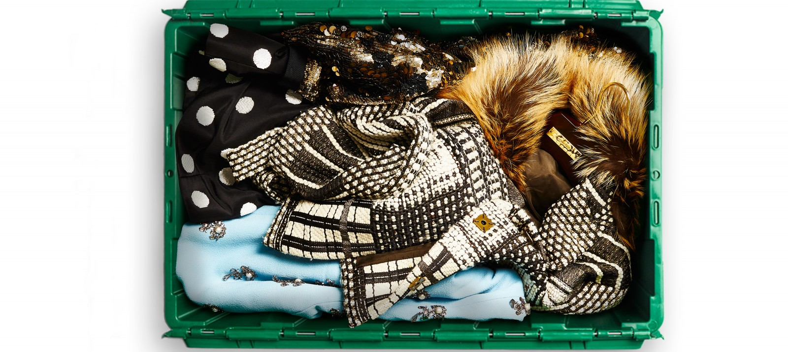 Fashion designer and MONSE co-founder Laura Kim uses MakeSpace for winter clothes storage NYC.