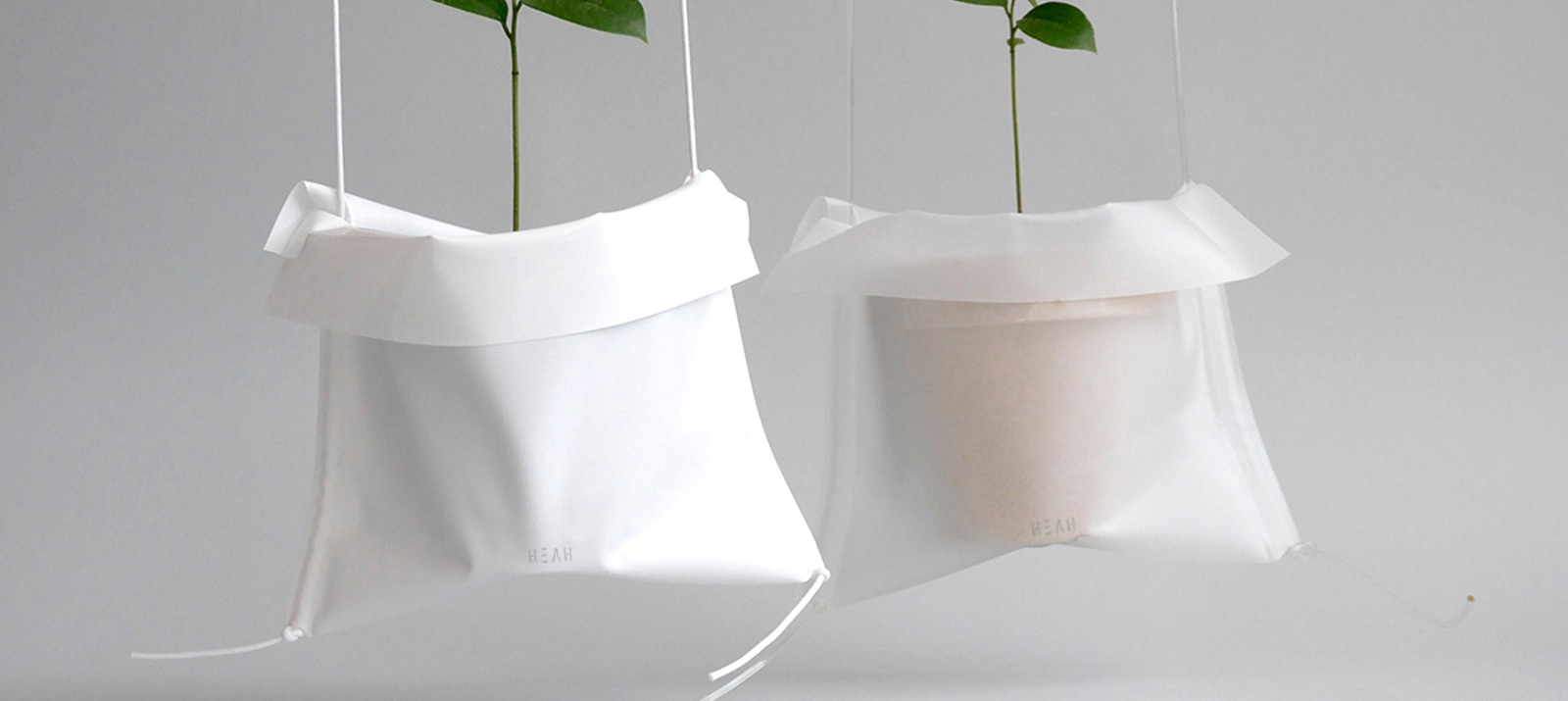 HEAN Pot Cradle is the best hanging planter for a tiny apartment.