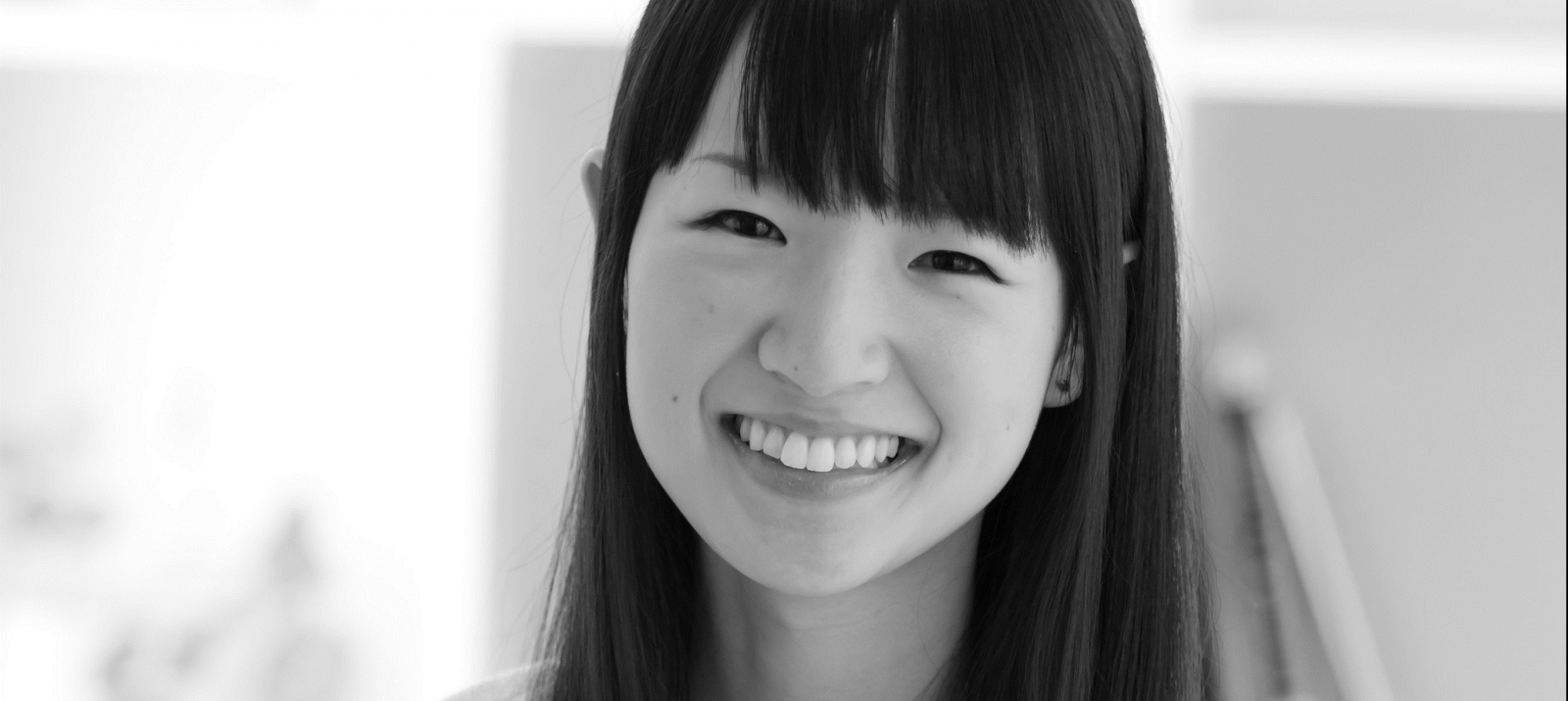 Marie Kondo a famous organizing consultant from Japan and best-selling author of The Life-Changing Magic of Tidying Up: The Japanese Art of Decluttering and Organizing.
