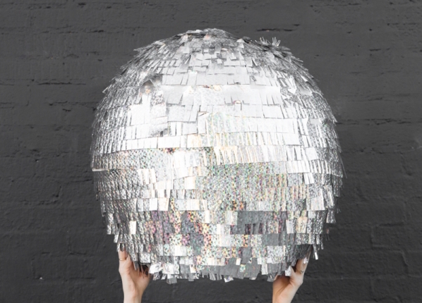 Disco Ball Decorations Extraordinary 16 Dope Diy Decorations For A Dope New Year's Eve Party Review