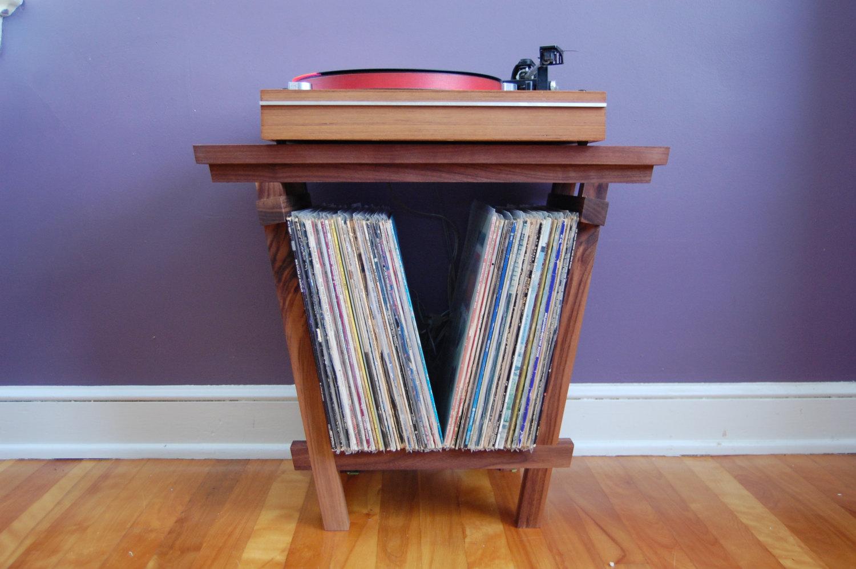 vinyl-record-storage-table & vinyl-record-storage-table - MakeSpace® Blog