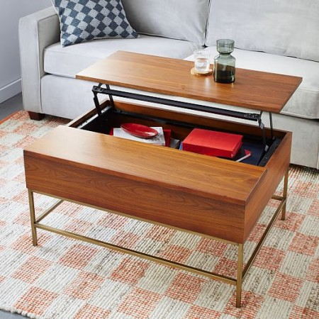 Storage Coffee Table from West Elm