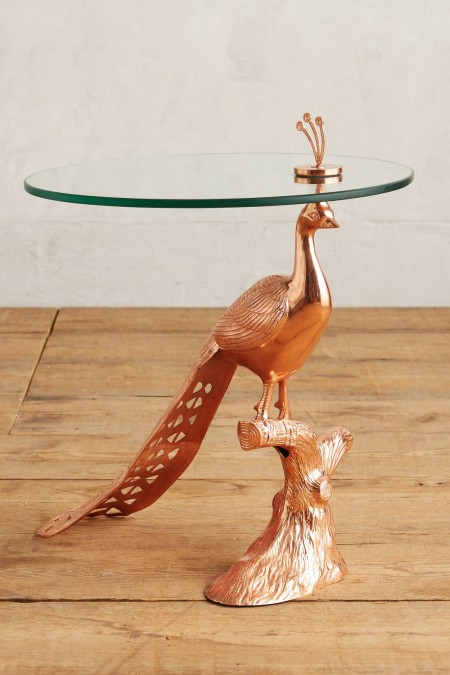 Pavo Side Table from Anthropologie