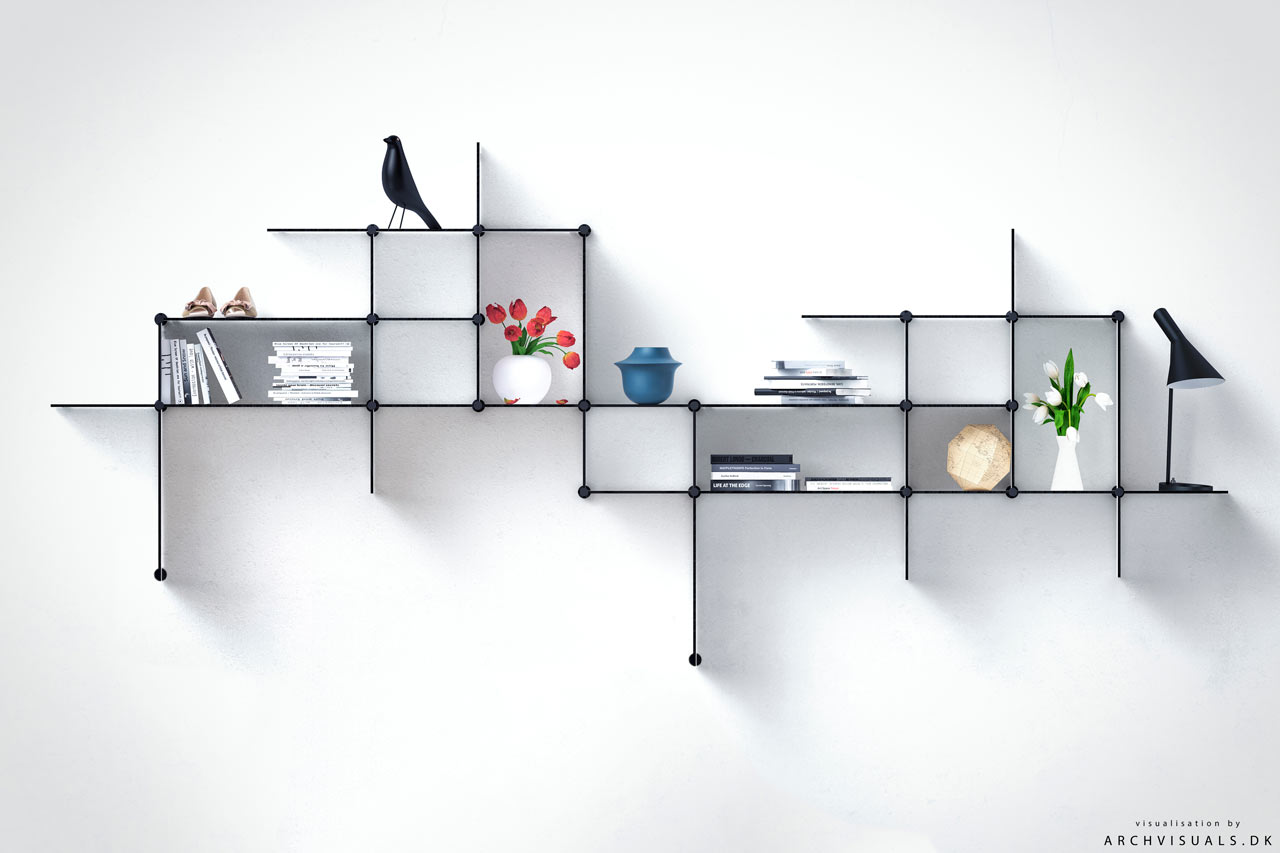 Floating Shelves 15 breathtaking floating shelves that you don't have to diy
