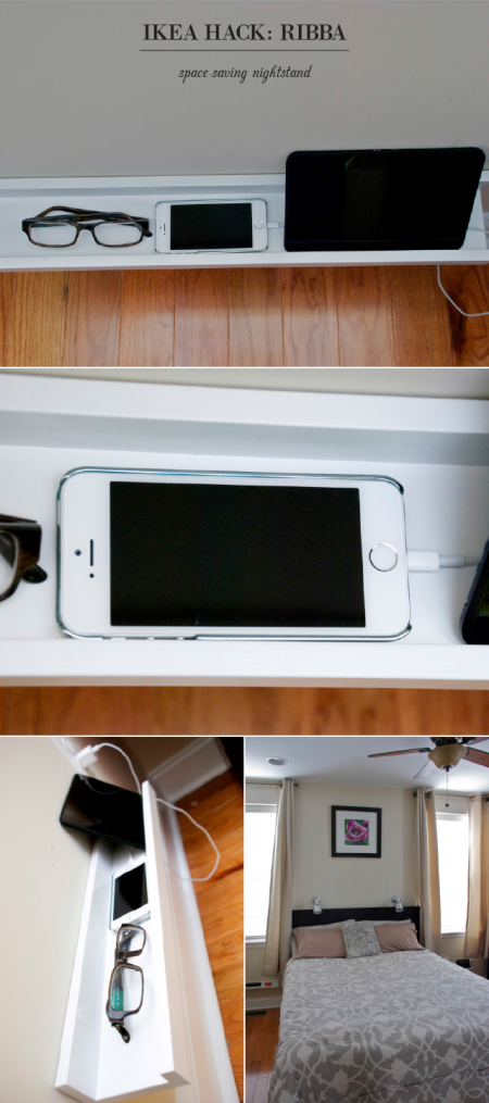 insanely clever bedroom storage hacks and solutions, Bedroom decor