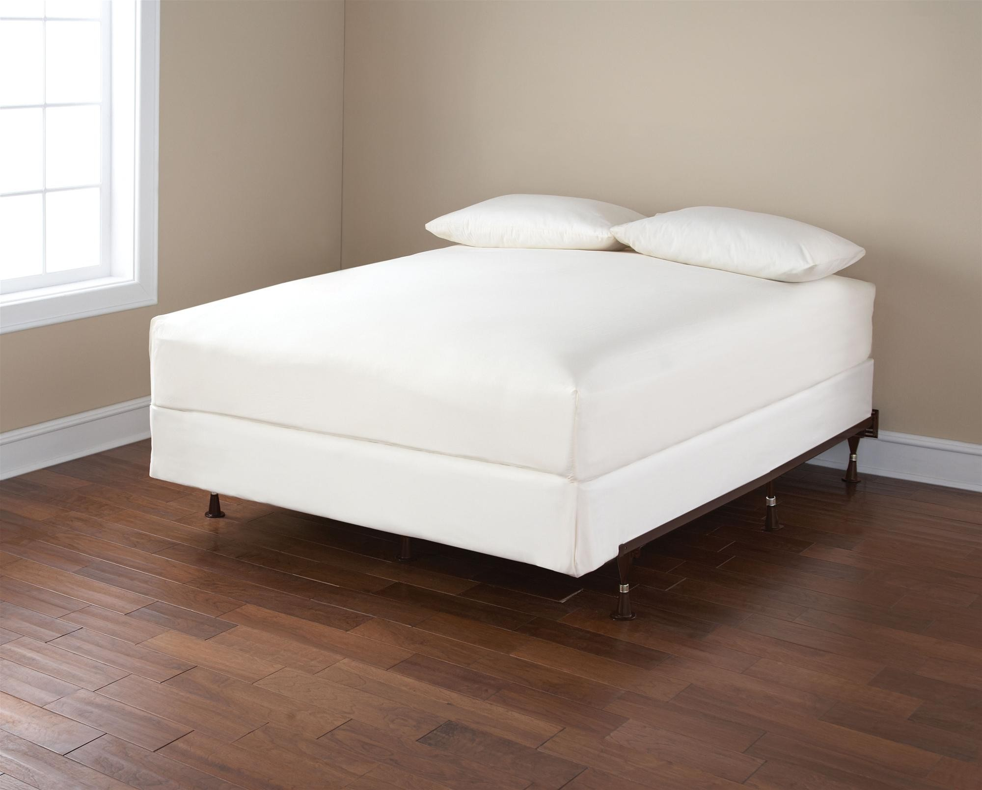 how to store a mattress box spring and bed frame