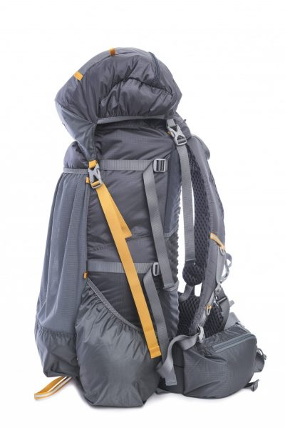 a gorilla 40 ultralight backpack by gossamer gear is one of the best lightweight and minimal backpacks for hiking
