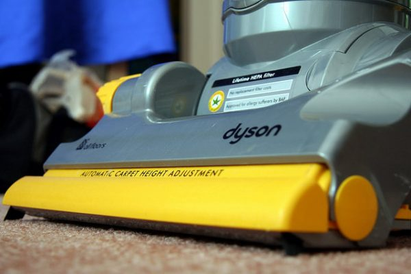 vacuum your apartment the night before thanksgiving
