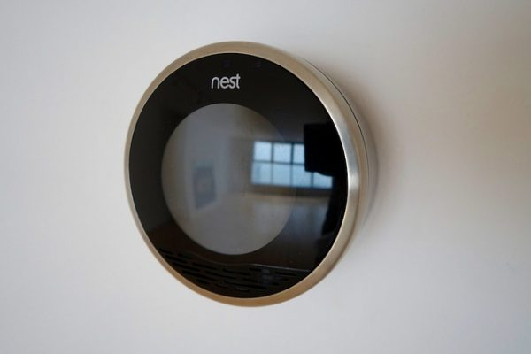 nest thermostat turned off