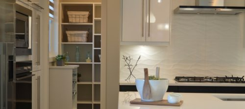 how to organize kitchen cabinets, drawers, and pantry on a budget