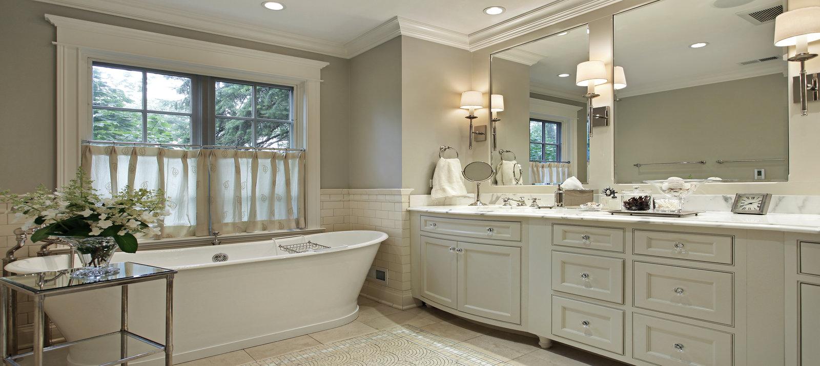 Image result for cluttered bathroom