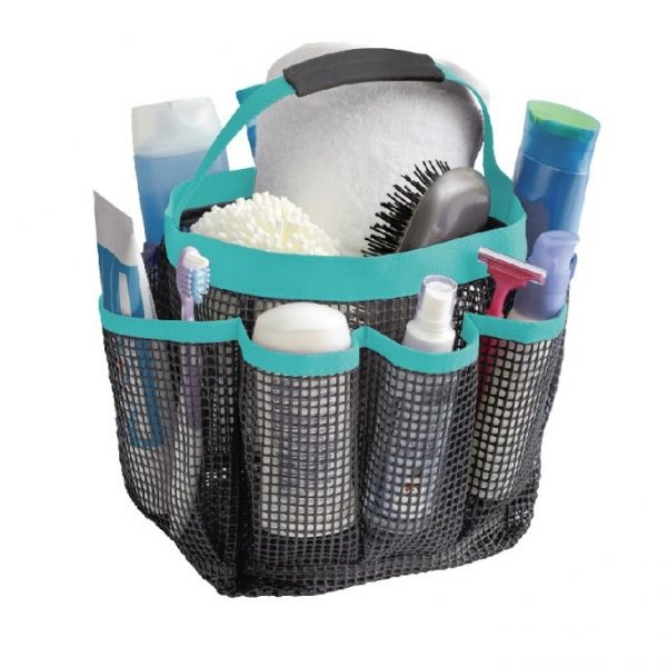 maidpro mesh house cleaning tote