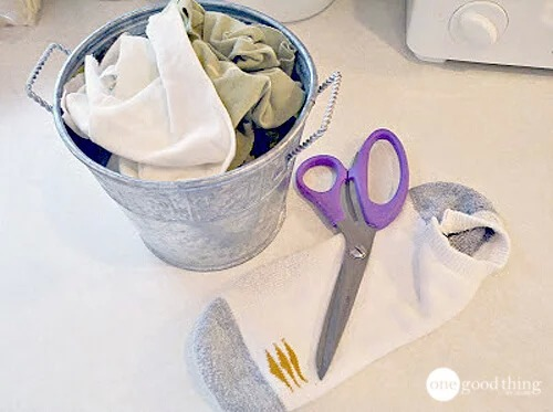 a paper towel alternative that's eco-friendly, made by one good thing by jillee