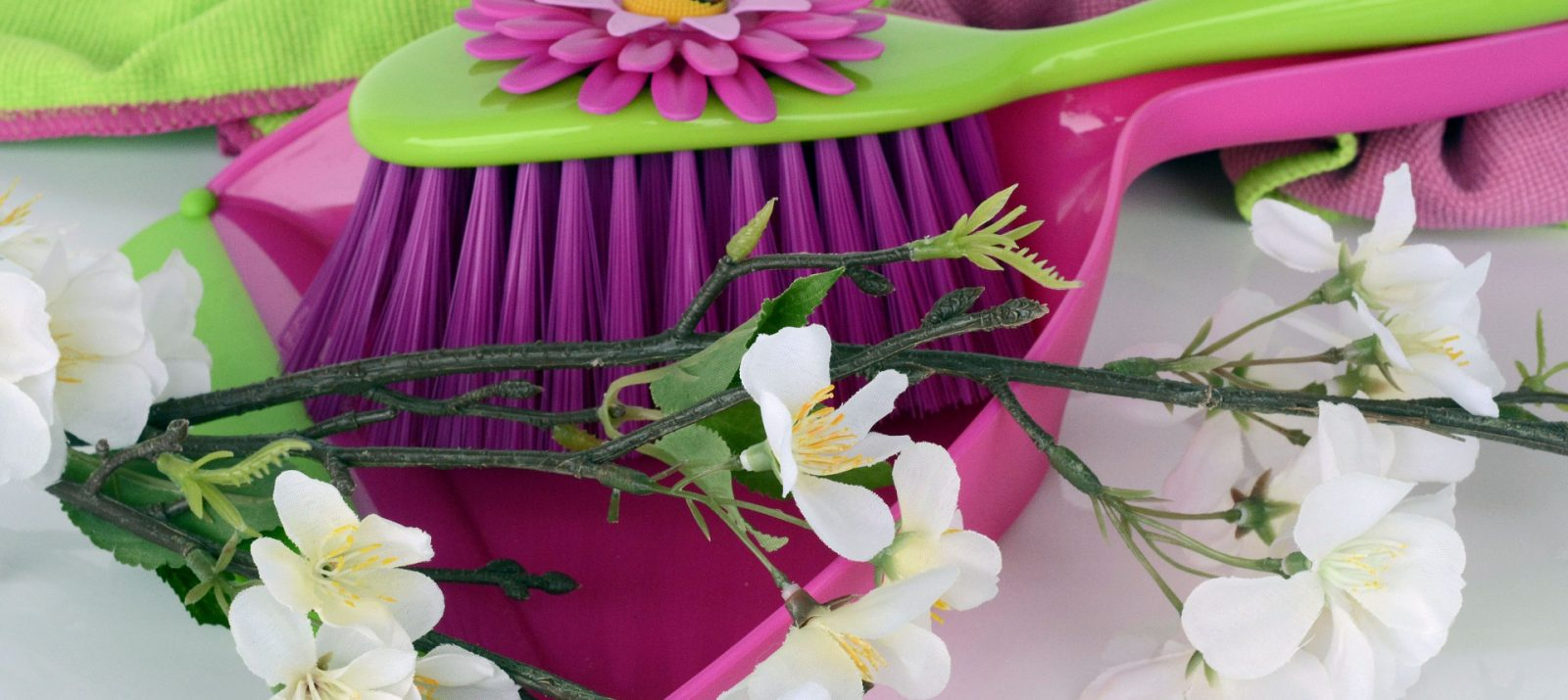 green cleaning tips and tricks for the home