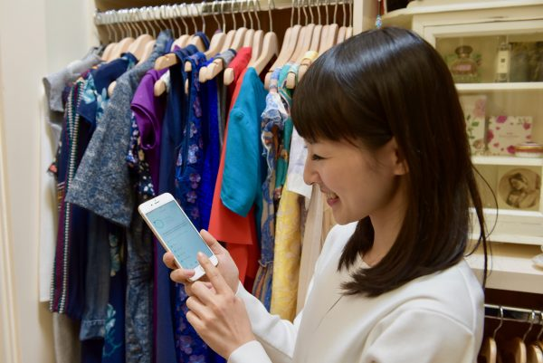 marie kondo using the konmari app
