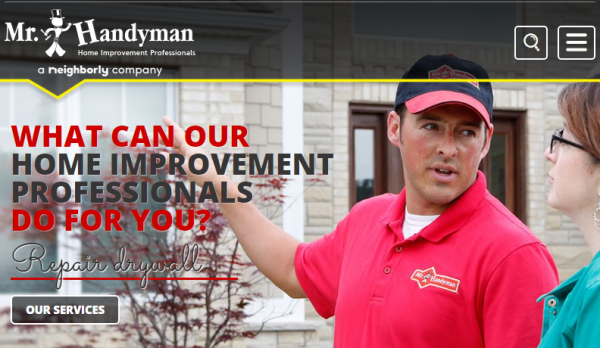 mr handyman website