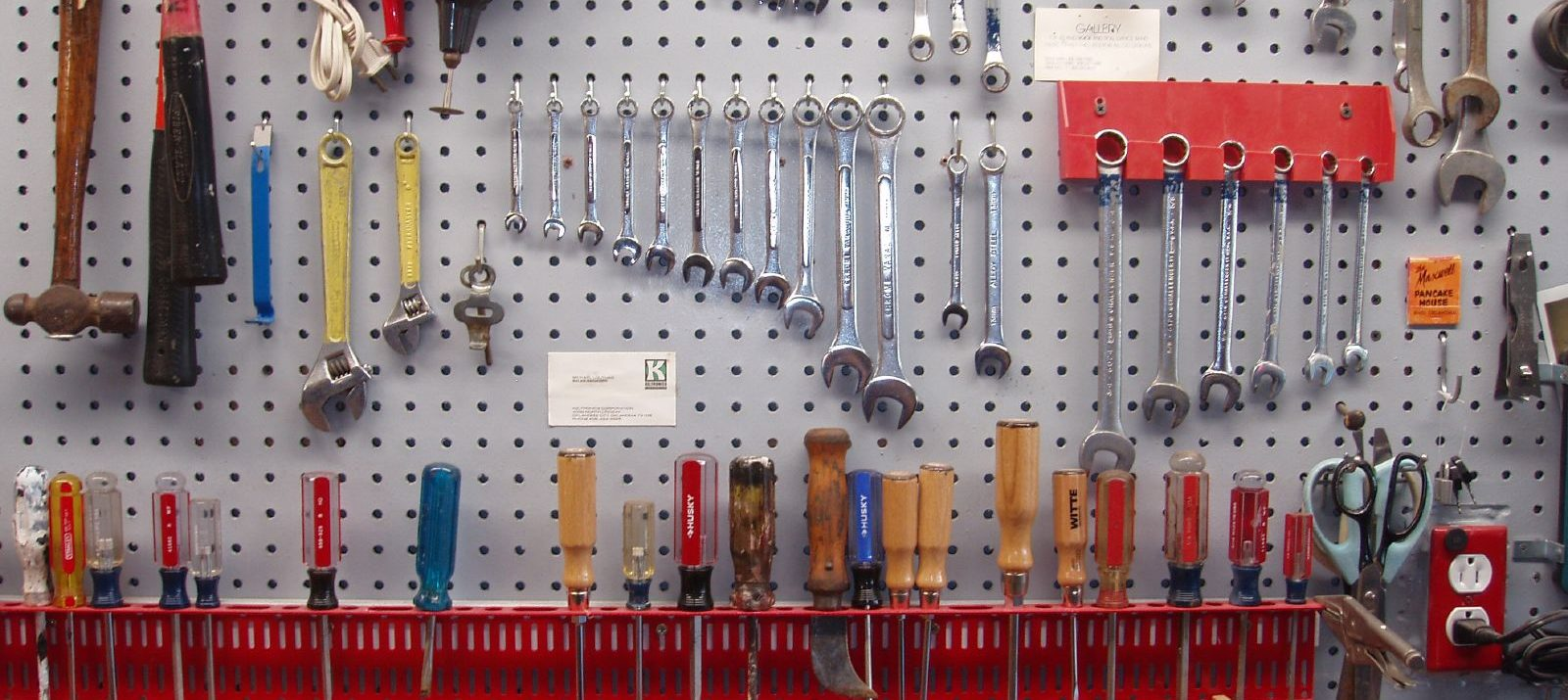 diy pegboard ideas for garage tools and storage