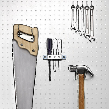 6 Clutch Diy Pegboard Ideas That Ll Make Your Garage Smile