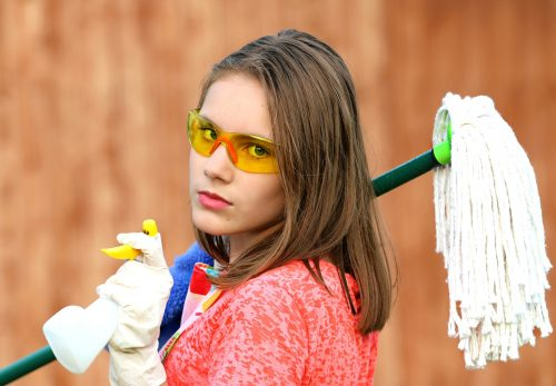 spring cleaning playlist