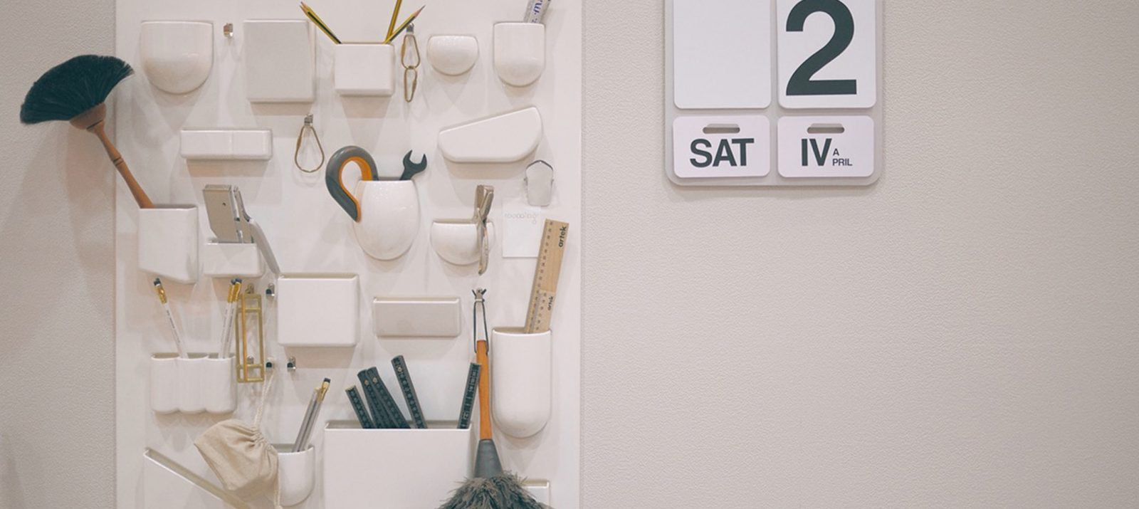 4 Clever Ideas For Everyday Home Organizing