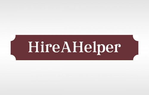 HireAHelper logo