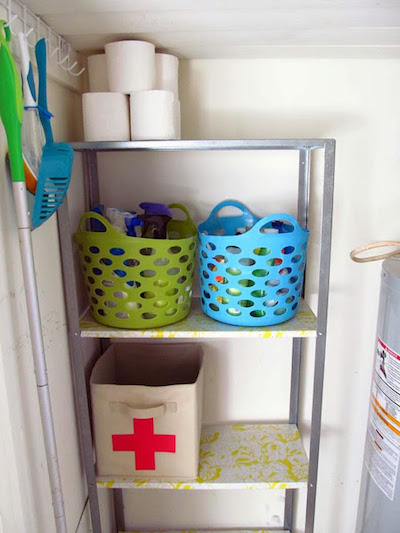 wall hook storage