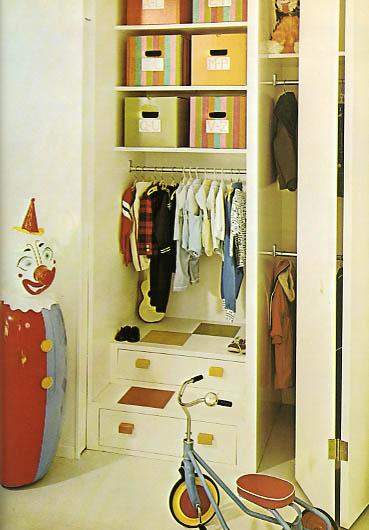 label box closet storage