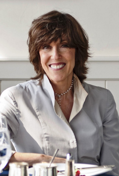 A headshot of Nora Ephron