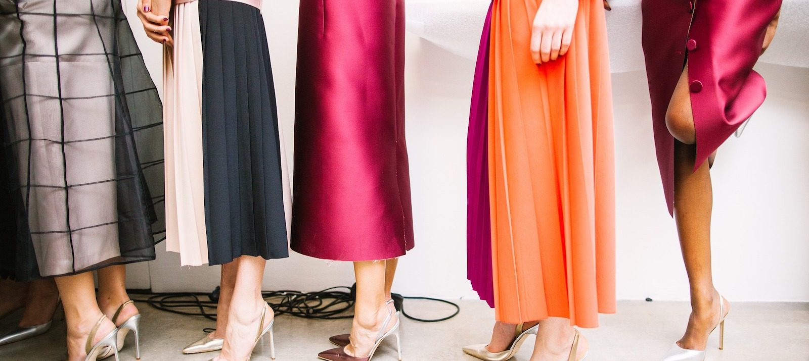 c0b7dbc6f4 The Right Way To Store Skirts And Dresses  14 Easy Steps  With Photos