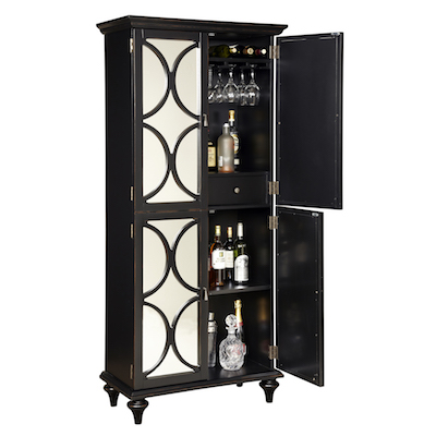 large wine cabinet armoire