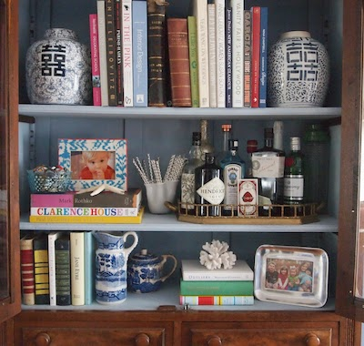 liquor storage book shelf