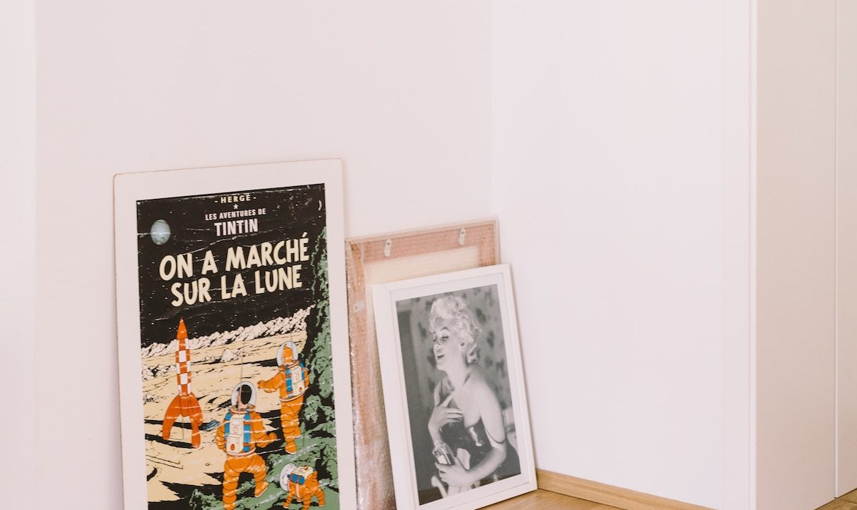 8 Stylish Ways to Display and Store Art in Small Spaces