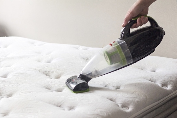 6 super satisfying ways to dip a toe into the spring cleaning waters. Black Bedroom Furniture Sets. Home Design Ideas